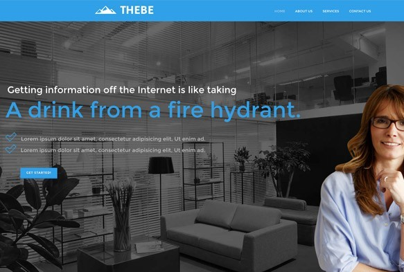 Website Design - Business